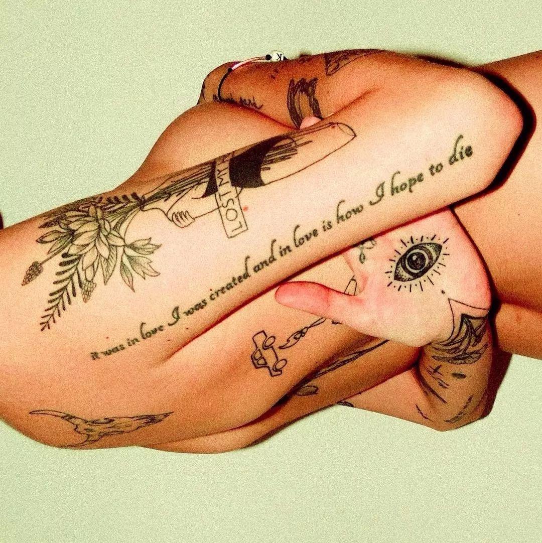 【汉字纹身】汉字纹身图案大全【383张图片】 - 刺青会