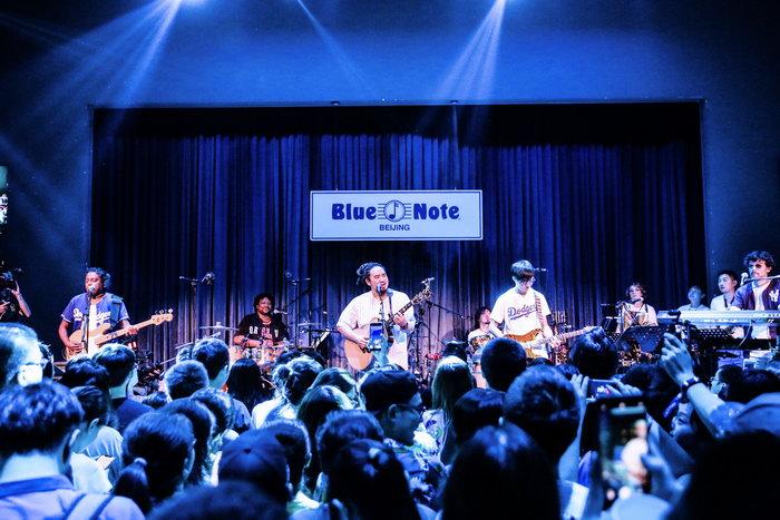 Matzka&Mr.WooHoo巡演开唱 夏日音乐派对来袭