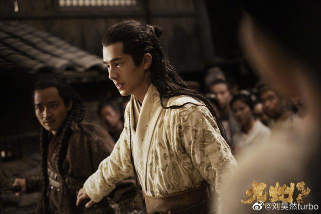 《九州縹緲錄》名場面被改、劉昊然加戲?他這樣向江南催稿太萌了!