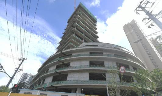 上海太平报恩寺或成国内第一高寺逾期未竣工已半年