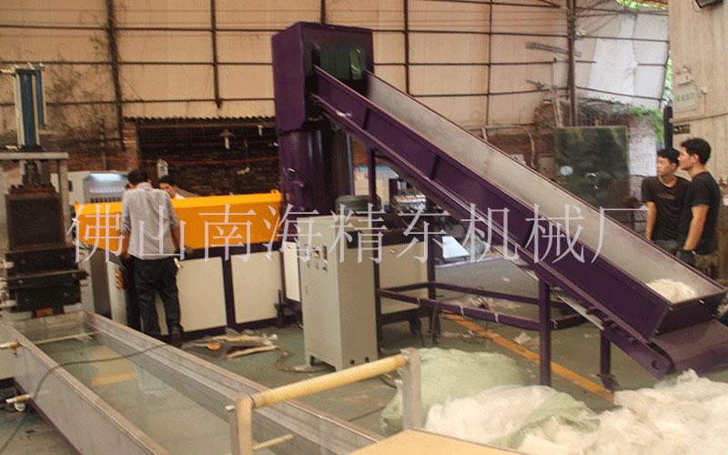 无刷电机的特点,广东佛山精东机械薄膜塑料造粒机厂家_生产