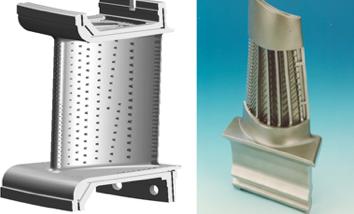 燃气轮机透平叶片国产化需解决的关键技术问题