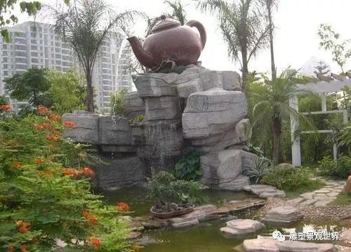 园林景观雕塑如何做到更具美感