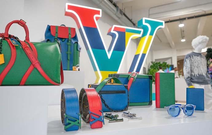 Virgil Abloh 和他的 Louis Vuitton,2020新品近赏简