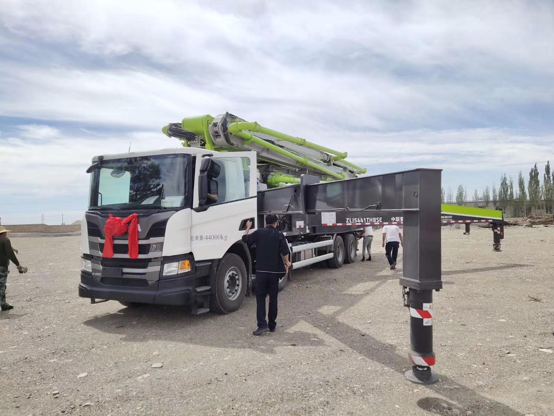 国内知名的混凝土机械品牌中联重科,与斯堪尼亚有长期合作关系.
