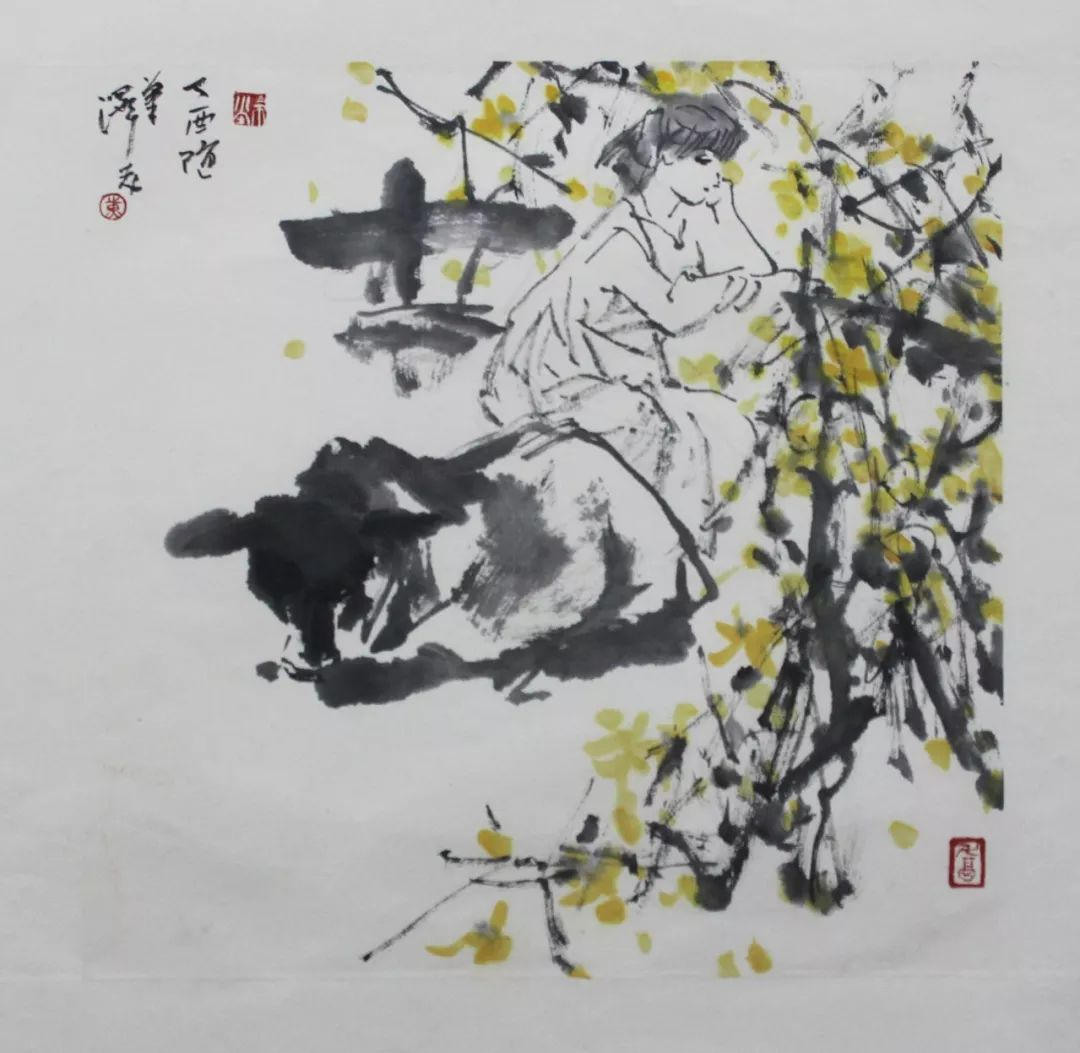 人体艺术之美乳_黄泽森:既有学院派的功底,又有艺术家的潇洒 南国丹青