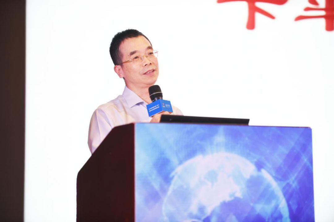 资讯_我的钢铁网资讯总监徐向春做主题演讲