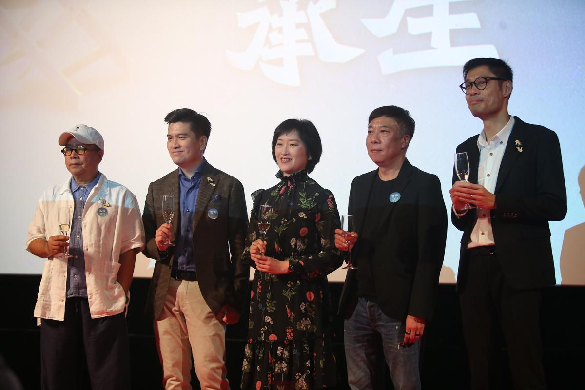 《沦落人》启幕香港主题影展  黄秋生零片酬出演