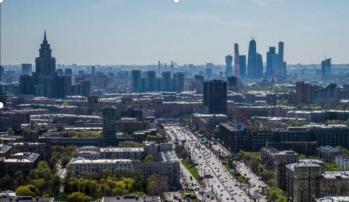 俄罗斯的首都,GDP总量达到4600亿美元,在我国能进一线城市吗?