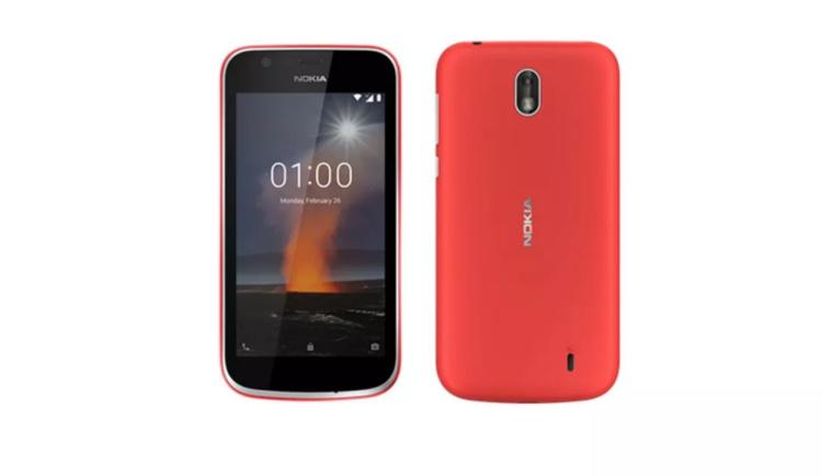 Nokia 1,一台仅售85美金的原生安卓手机