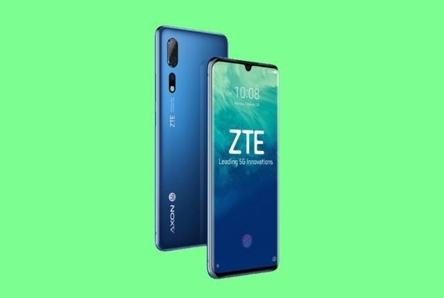 中兴AXON 10 Pro 5G下周二开启预定