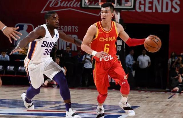 日本两球员已进军NBA中国球员呢?美专家认为这3人最有希望