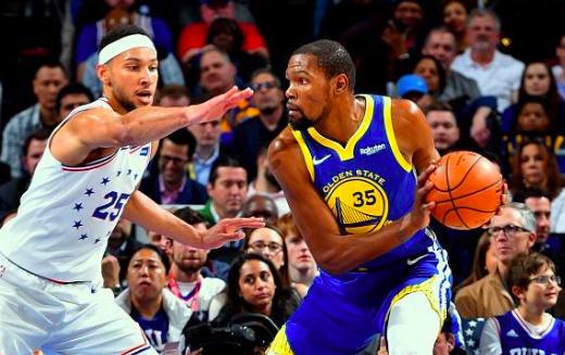 NBA中的得分手很多为什么杜兰特进攻那么无解?