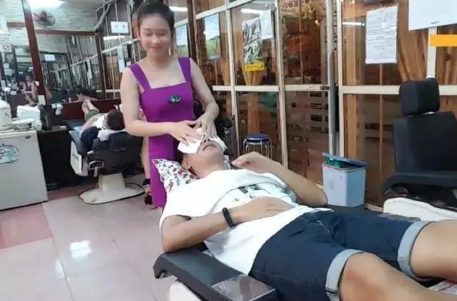 越南理发不便宜,为何游客还蜂拥而至?网友:80元就有一条龙服务