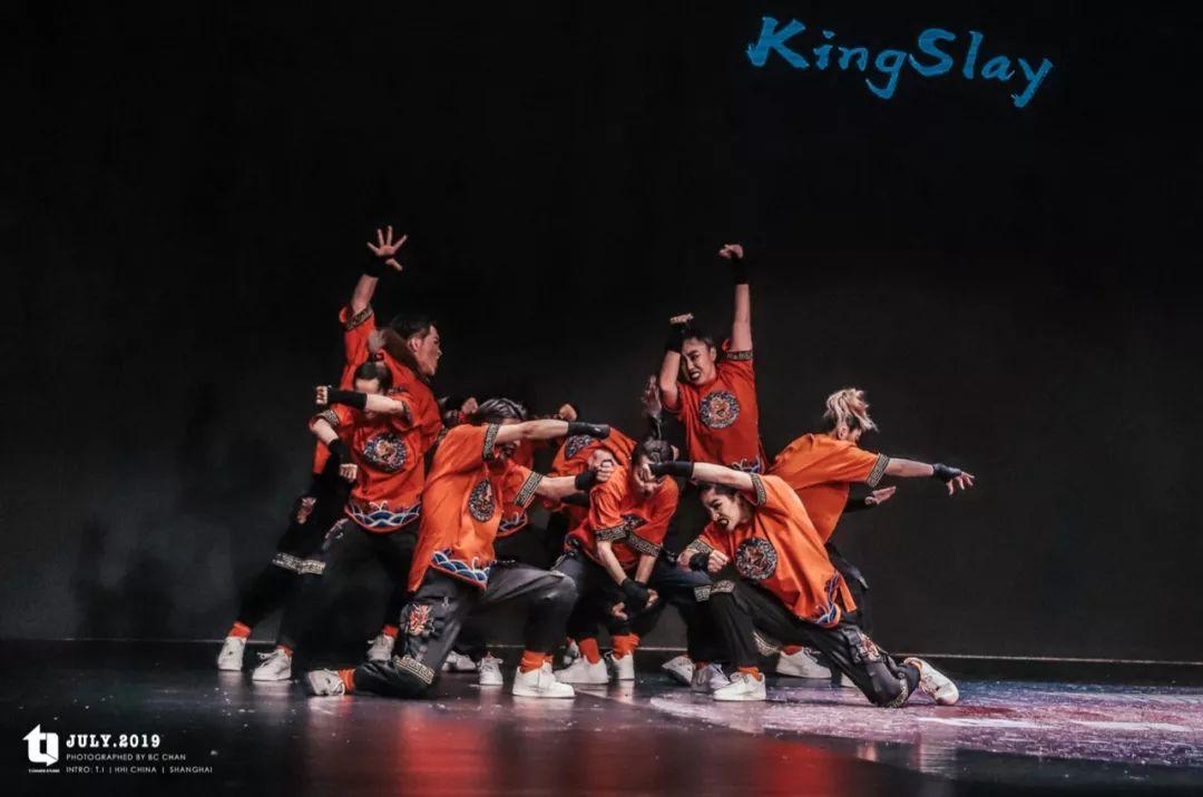 撸�yi!�l#�+_i · hhi世界街舞锦标赛中国总决赛小齐舞king slay官方视频