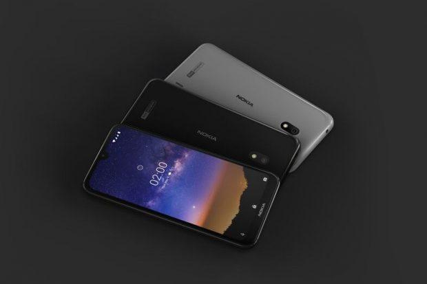诺基亚在英国发布搭载Android One的诺基亚2.2手机
