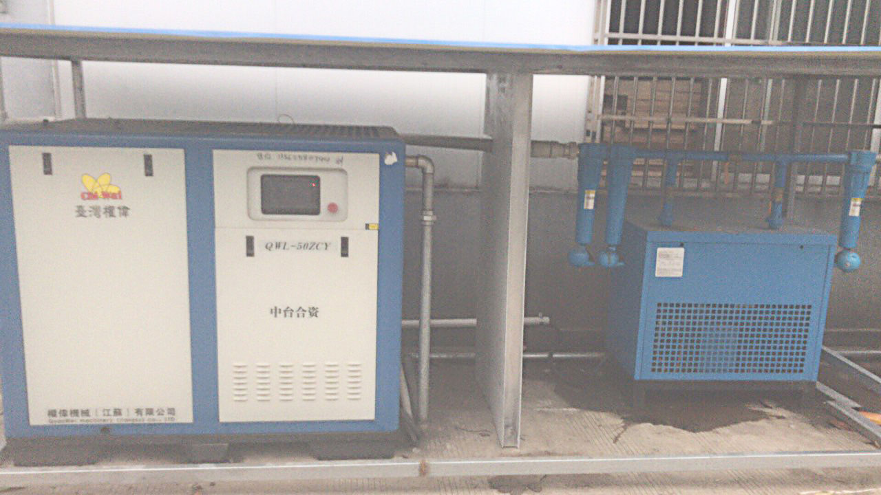 永磁变频空压机厂:医用静音无油空压机使用注意事项