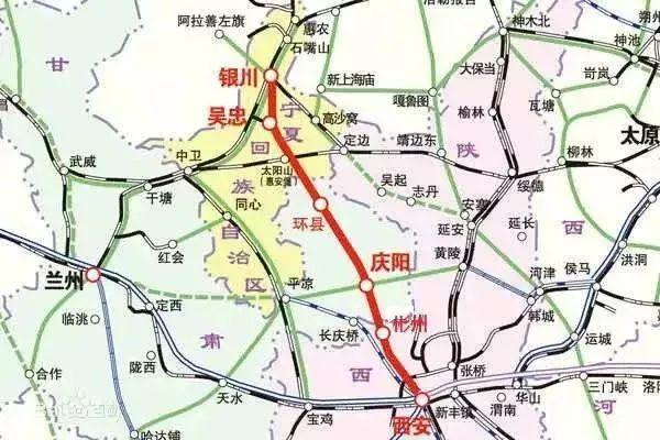 靖远县城建设规划图集