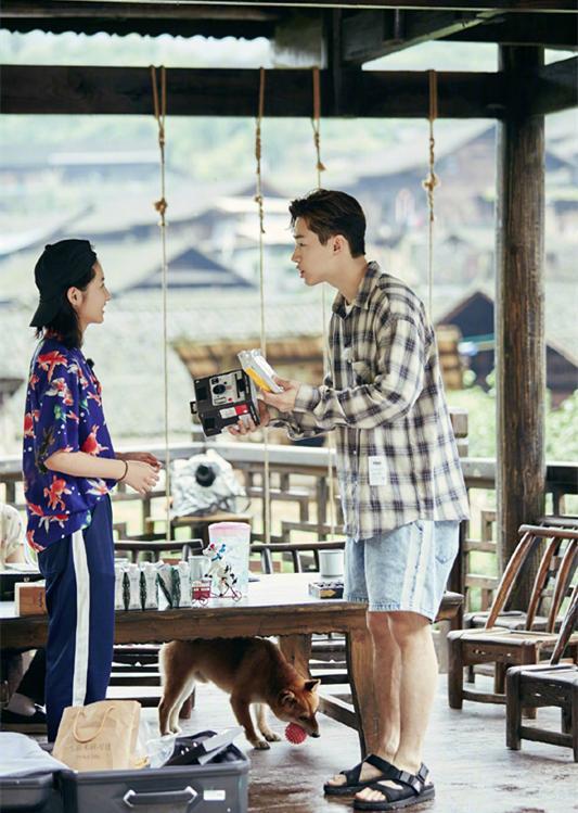 刘宪华有望录《向往的生活》第四季?他和张子