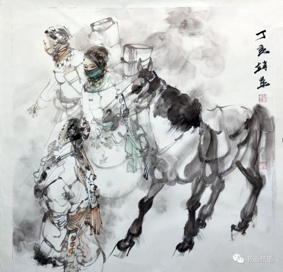厦门书画院院长 国家一级美术师 赵星