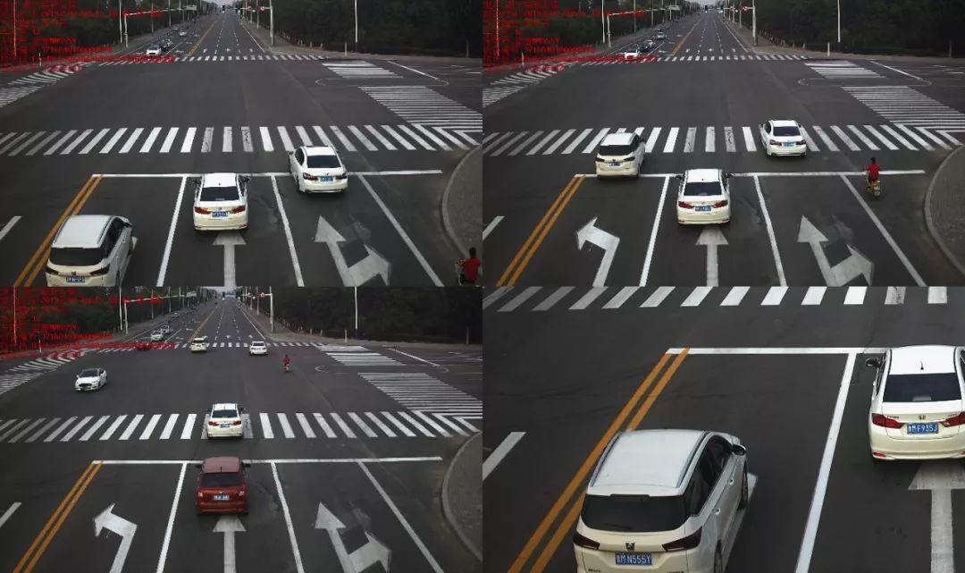 【警方报道】滨州市公安局交通警察支队高新区大队抓拍交通违法行为