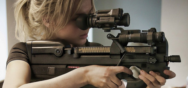 美媒:美陆军将装备新型步枪 增强近战打击能力