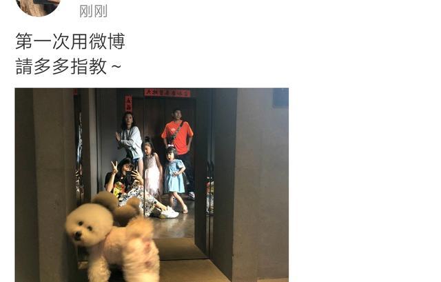 梧桐妹入驻微博4天后宣布退出,吐槽太险恶,为亲爸和后妈鸣不平