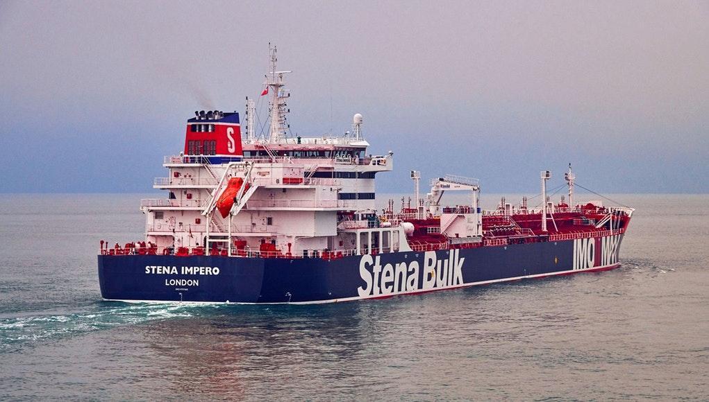 以牙还牙,伊朗接连扣留2艘英油轮,正中美国精心设计的狡猾圈套