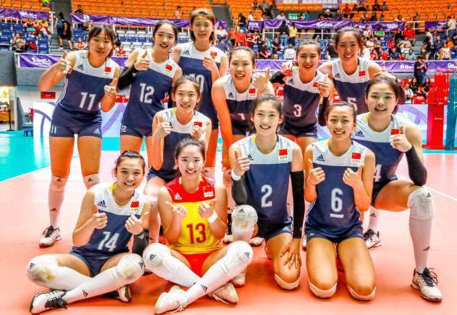 国青女排连续三届都出英才今年的国青队这一人有望入选国家队