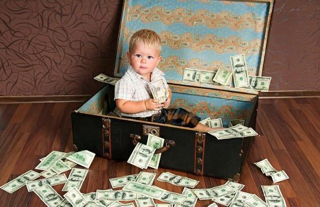 财商培养第一课:教会孩子正确使用金钱,才是真正的勤俭节约