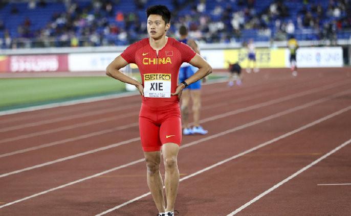 谢震业成200米亚洲第一人,进步飞快,东京奥运会可期