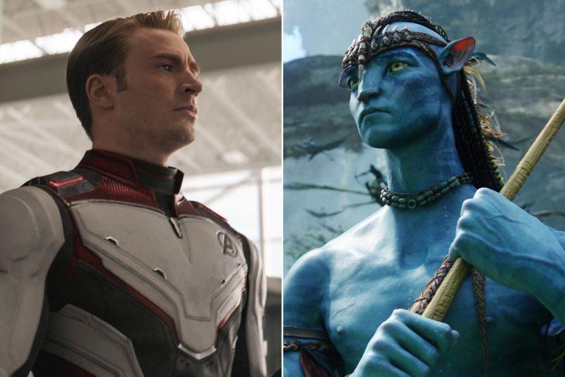 复仇者联盟4》取代《阿凡达》,成为史上全球票房最高的电影