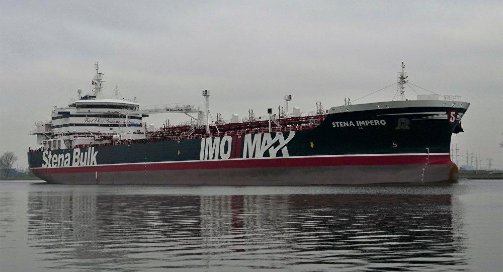 英首相将召开紧急会议 应对油轮被扣事件