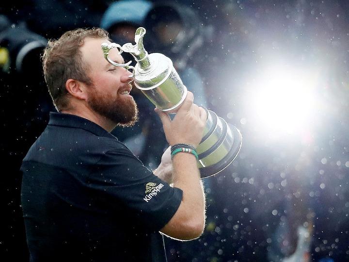 爱尔兰选手洛里赢得英国高尔夫公开赛冠军_感觉