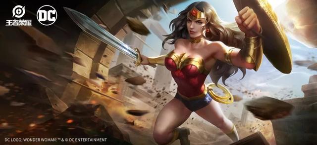 王者荣耀:DC联动返场,神奇女侠不再返场投票!版权难得,买她