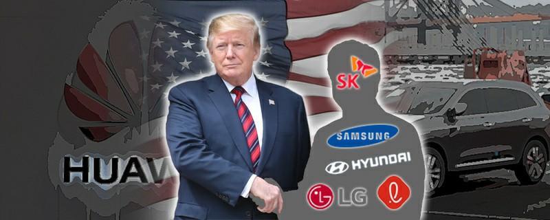 <b>美国是韩国公司最安全的避风港? 三星考虑扩容美国工厂生产线</b>