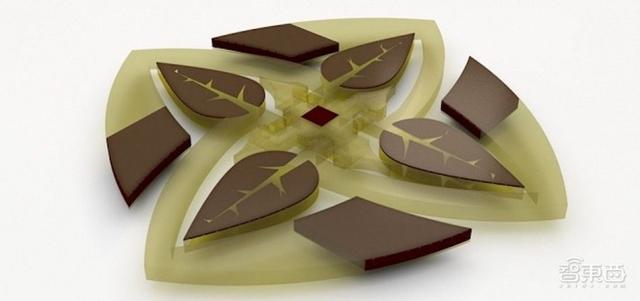 MIT展示神奇3D打印技术:打印物可变幻画作内容
