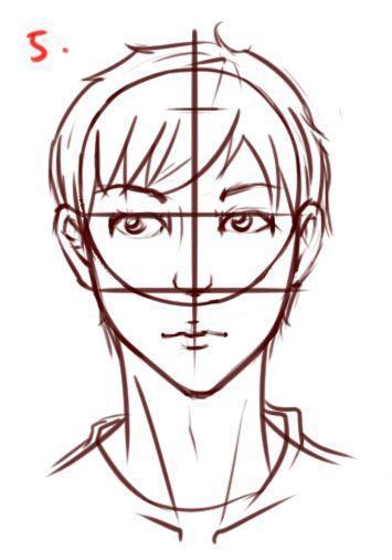 绘画中的头部怎么画 超详细教你如何正确绘画头部技巧