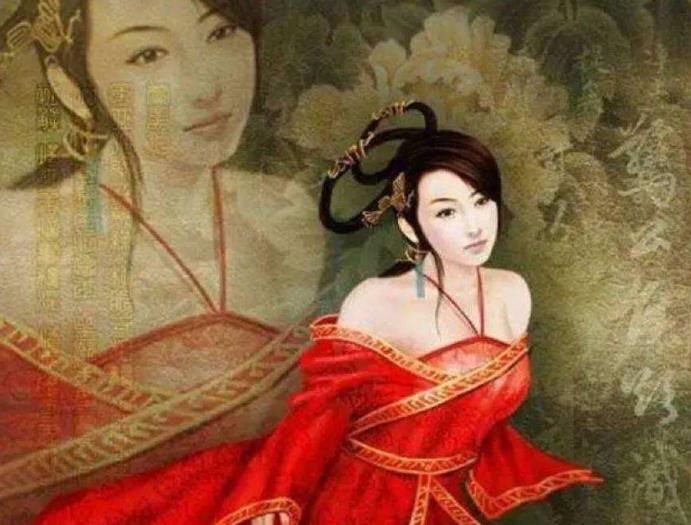 她被视为红颜祸水的第一例证,封神演义中的妲己也得称她前辈