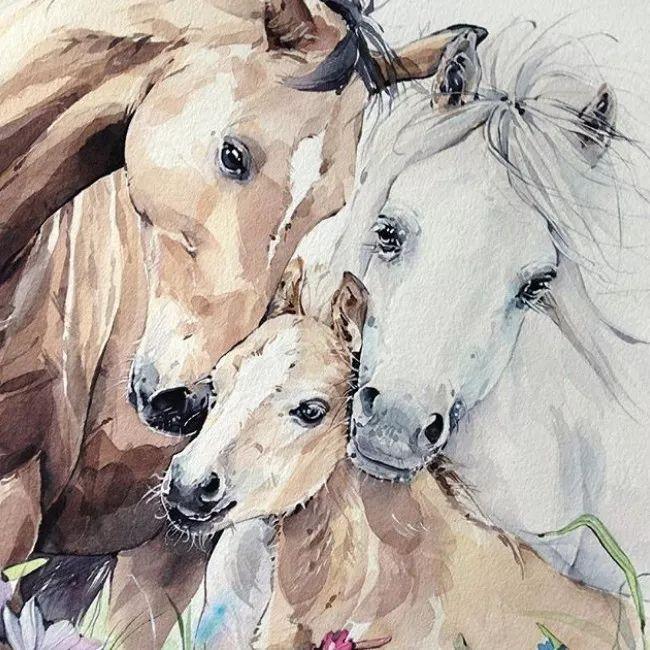 少女漏b艺术_宠物 正文  俄罗斯艺术家 喜欢画各种动物 不论是小巧可爱的猫咪 还是