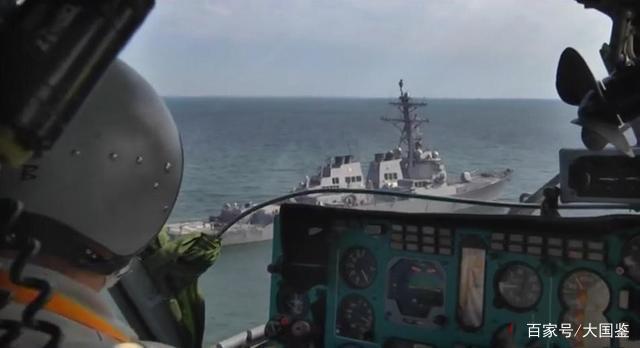 美军警报当成耳旁风,俄军机全速飞越美舰,五角大楼致电抗议