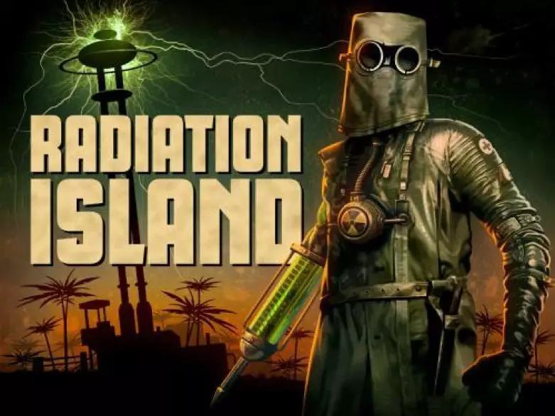 游戏中的核元素:辐射高校反映苏联核事故,辐射岛反映日本核事故