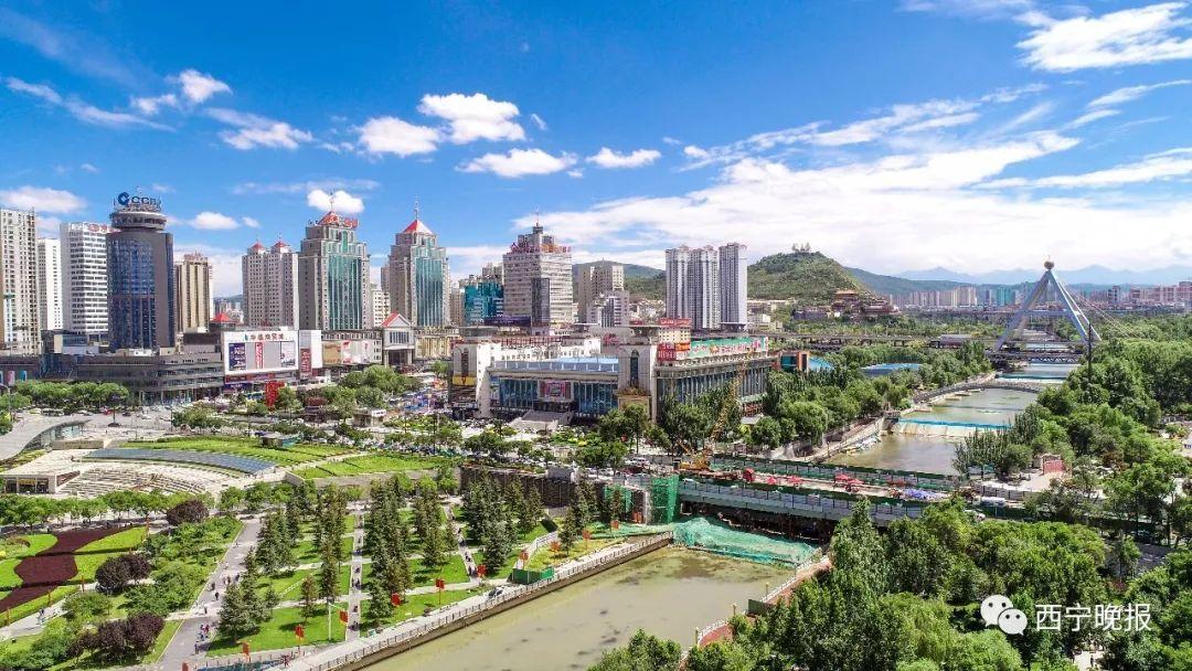 西宁蓝:高原绿、河湖清,城市美