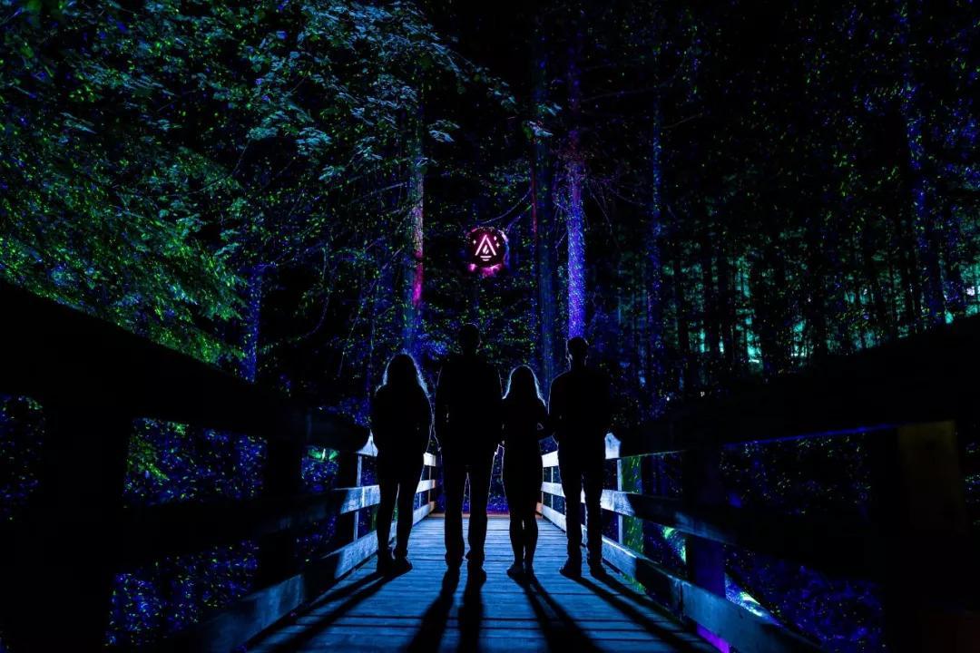 Lumina 景区夜游项目