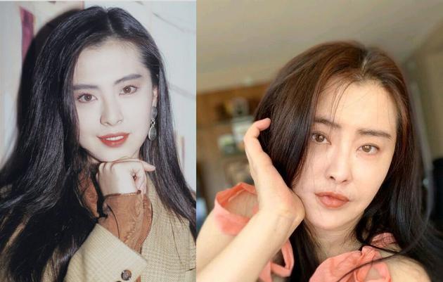 52歲王祖賢素顏照曝光 皮膚白皙緊致嘟嘴托臉似少女