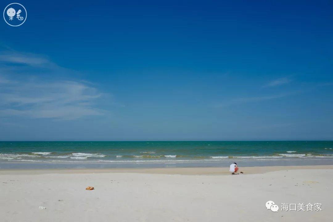 了心里的欲望 拍完照没敢用手触摸 不得不说的是虽然沙滩上没有游客