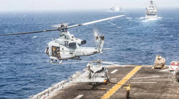果然没击落?美军:对伊朗无人机实施了干扰