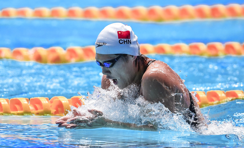 游泳世锦赛|叶诗文获得女子200米个人混合泳亚军图片