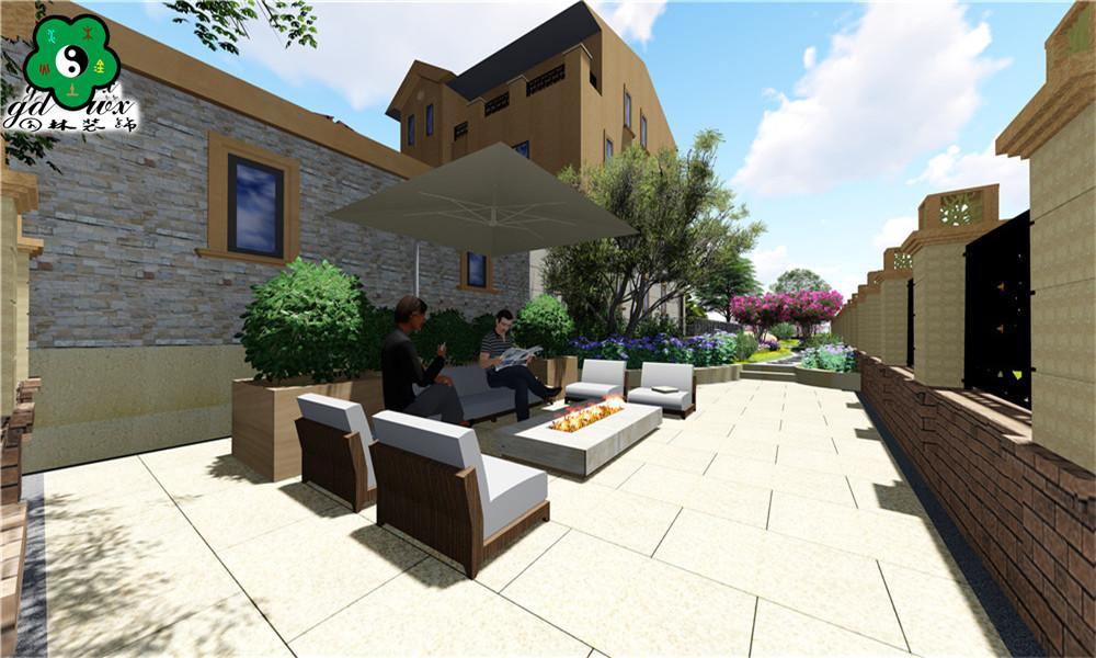 私家别墅庭院设计,实现你的天马行空