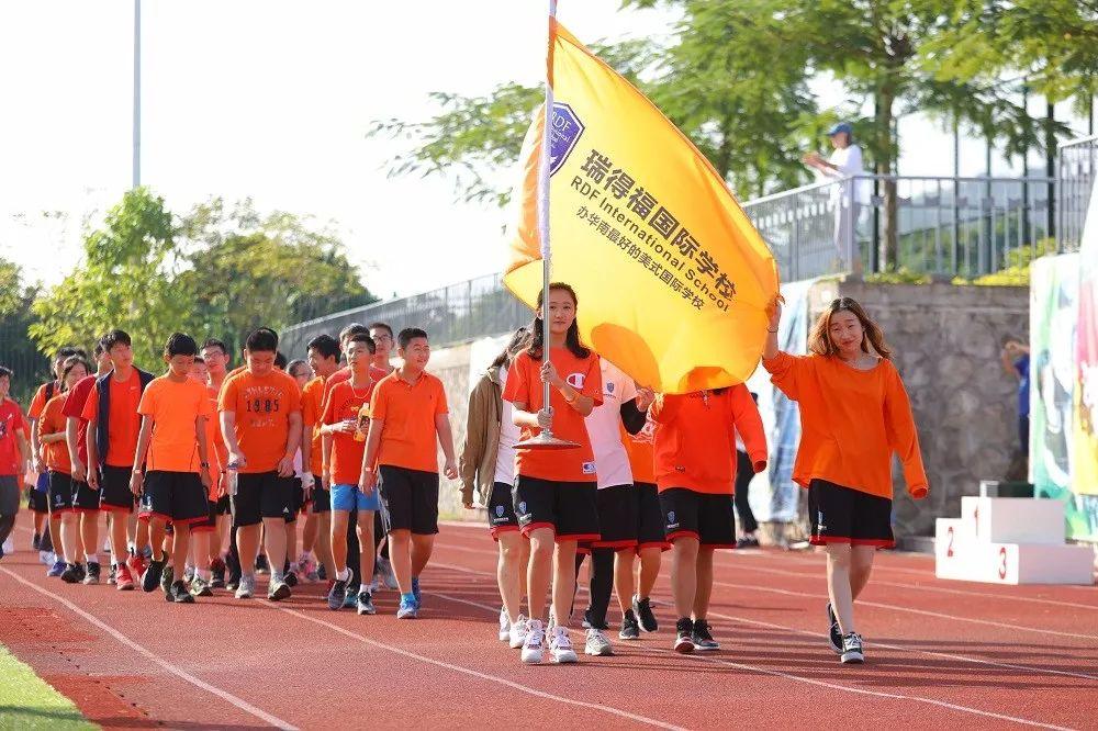 深圳中考录取分数线公布,不论你是快乐还是忧伤,这所纯美式国际学校一定要了解一下